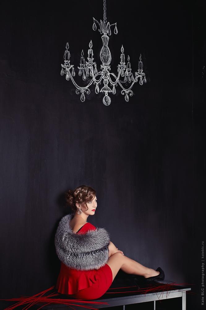 Фотограф Катрин Белоцерковская kateblc.ru, визажист: Наталья Бибо, прическа: Анна Колбас, Мех - компания Wedding fur