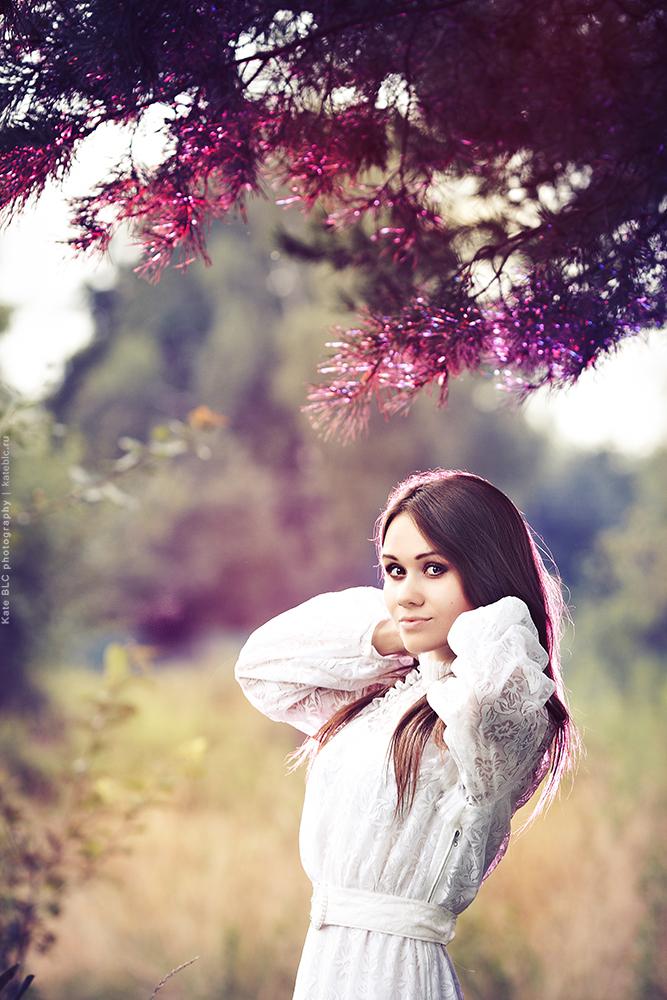 Лесная фотосессия. Фотограф Катрин Белоцерковская. Kate BLC Phototgraphy. kateblc.ru