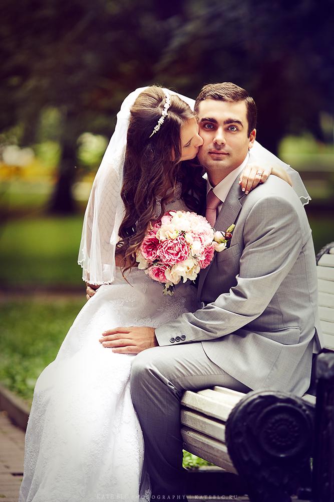 Заказать свадебную фотосессию в Москве. Фотограф Катрин Белоцерковская
