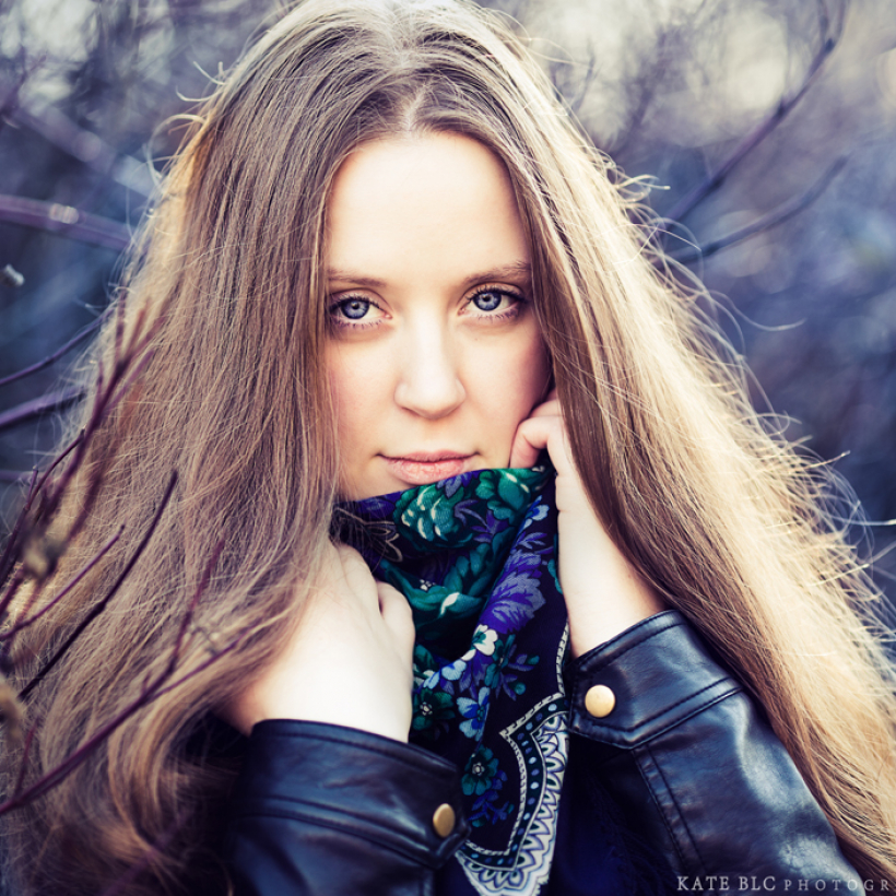 Портрет. Фотосессия в Москве