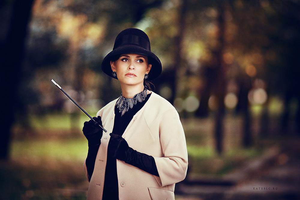 Фотосессия в Москве. Портрет. Девушка