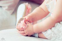 фотосессия малышей в студии