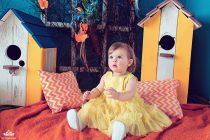 Студийные фотосъемки детей. Фотограф Катрин БЕлоцерковская