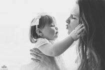 Мама и дочка. Фотограф Катрин БЕлоцерковская