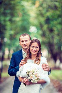 Свадебная фотосъемка в Москве. Фотограф на свадьбу.