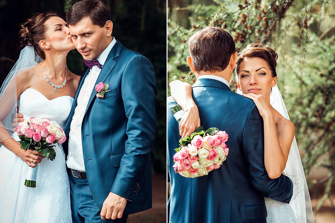 Свадебная фотопрогулка в Москве