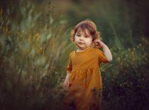 детские фотосессии на природе