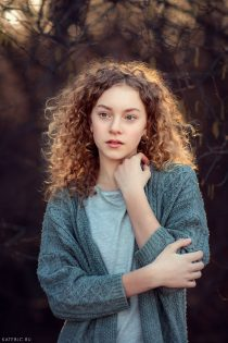 Детский и семейный фотограф в Москве. фотосъемка для девочки 13 лет на природе