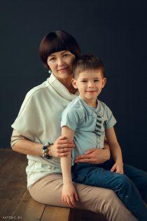 Фотосессия семейная с детьми. Семейный фотограф в Москве