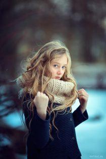 Зимняя фотосессия на природе. kateblc. Семейный фотограф Москва