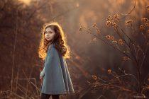 Детский фотограф в Москве, красивые фотосесси на природе для девочек