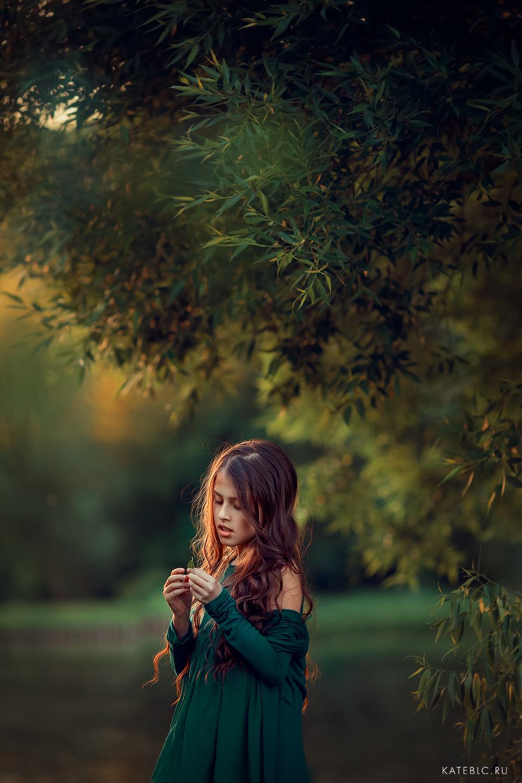 Красивые фотосессии для девочек в Москве