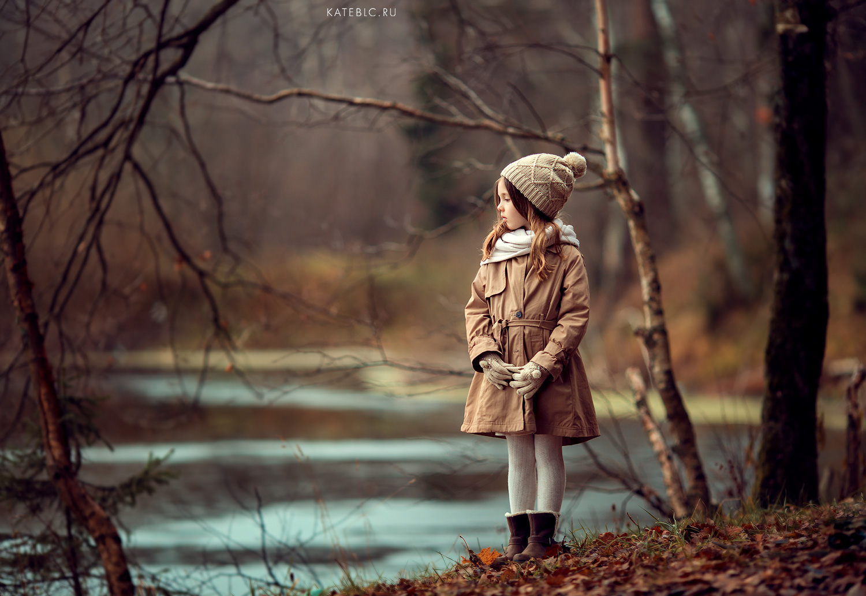 фотосессия на природе для девочки