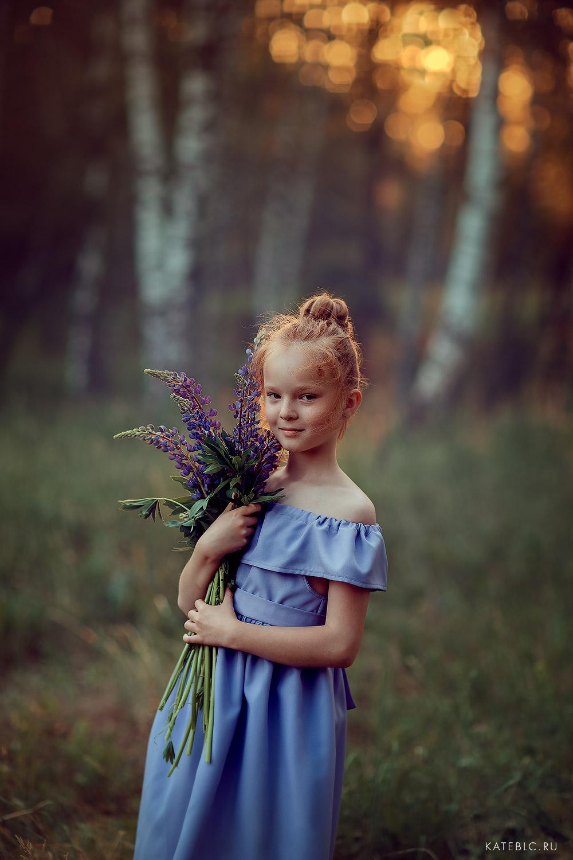 детский фотограф фотосессия для девочки.  Фотограф Катрин Белоцекровская