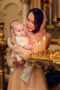 фотосессия на крещение, детский фотограф