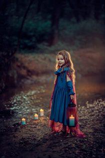 Волшебная фотосессия для девушки