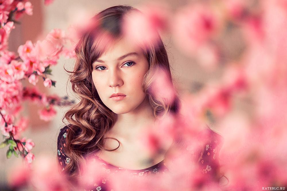 портретная фотосъемка в студии для детей