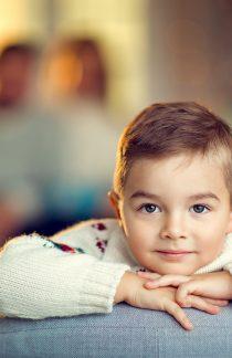 детская фотосъемка на новый год в москве