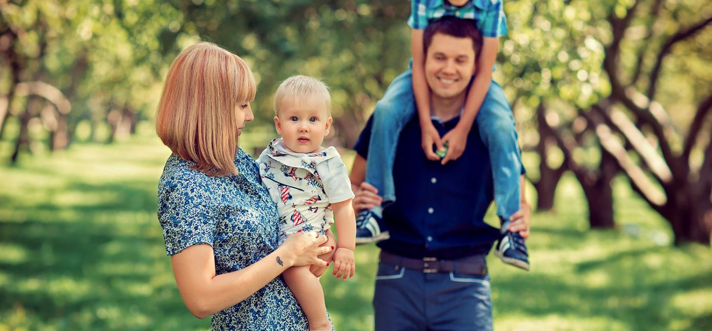 заказать семейную фотосессию в москве
