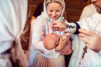 профессиональный фотограф для фотосъемки крещения, фотосъемка крестин