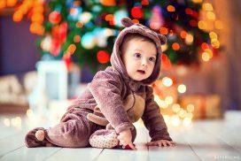 рождественские фотосессии в Моске. Фотограф Катя Белоцерковская